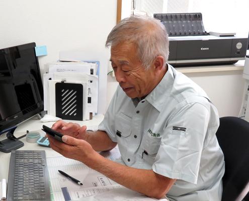 安齊工務店 代表取締役会長 安齊 輝信(2)