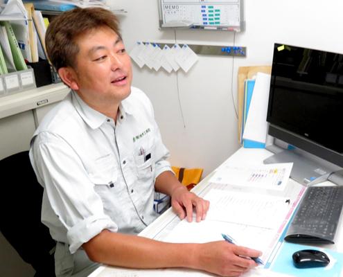 安齊工務店 代表取締役社長 井上 博登(2)